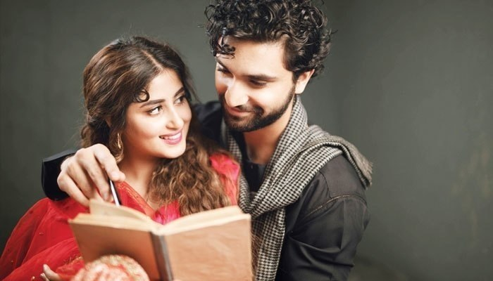 HIP Exclusive: Ahad Raza Mir Tells the Truth About His Movie Poster with Sajal