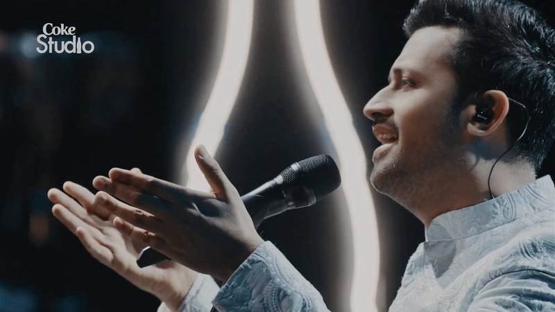 Atif's soulful kickoff to Coke Studio 12 has fans asking for more