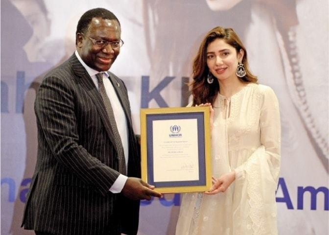 Mahira Khan is UNHCR's new goodwill ambassador for Pakistan!