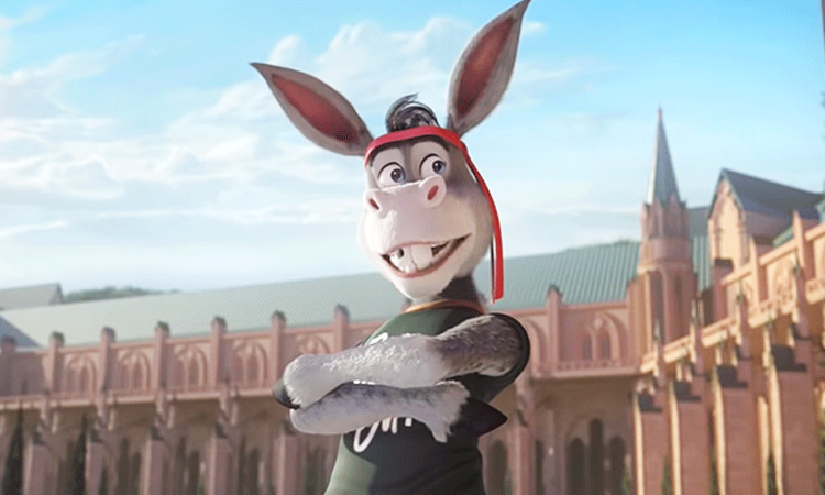 Animated film  'Donkey King' is all set to release in Russia