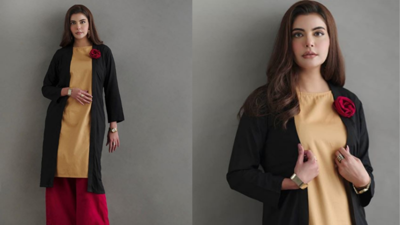 Nida Yasir launches her clothing line - NYC