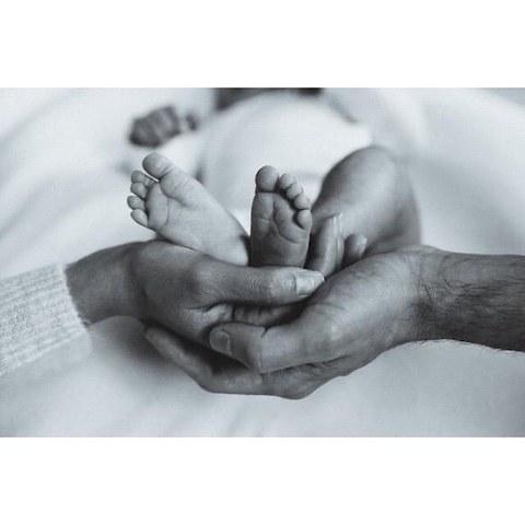 Ainy Jaffri & Faris Rahman welcome their first child