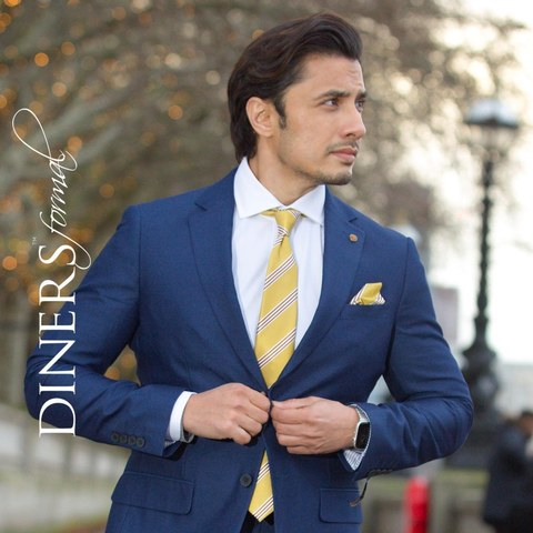 DinersXalizafar – Now, that's what we call style!