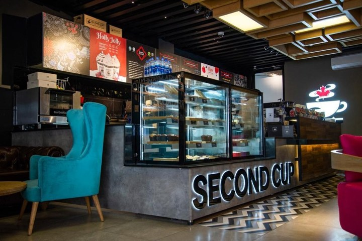 Second Cup Company