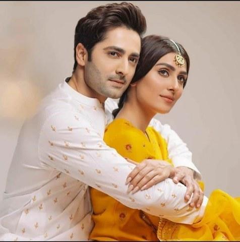 Ayeza Khan drops another teaser of her upcoming drama