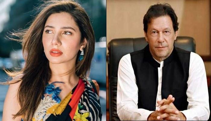 Mahira Khan vows to donate to the PM's fund