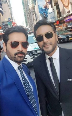 Naumaan Ijaz's Remarks Raise Eyebrows as Humayun Saeed Hits Back