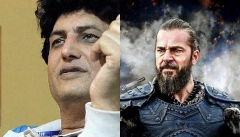 Khalil Ur Rehman Inspired By Ertugrul Ghazi