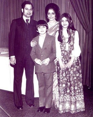 Father of Zoheb and Nazia Hassan, Bashir Hassan Has Passed Away