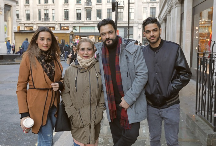 Yasir Akhtar & Momal Sheikh Steal the Spotlight in 'Azaad'