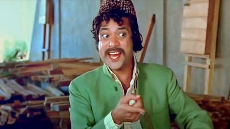 Actor Jagdeep - Sholay's Soorma Bhopali – bids farewell to fans