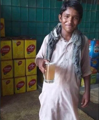The Boy From Multan Who Went Viral