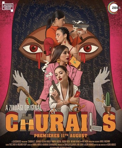 HIP Trailer Review: Asim Abbasi's Churails To Herald A New Era!