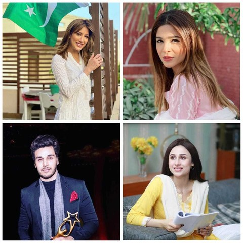 Celebrities Speak Up Against the Monsoon Aftermath in Karachi