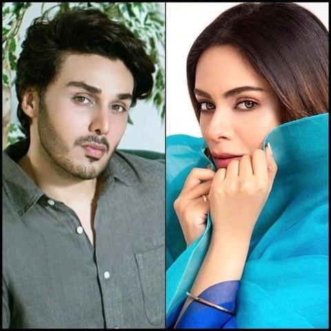 Ahsan Khan and Amar Khan Are Set to Star in 'Qayamat'
