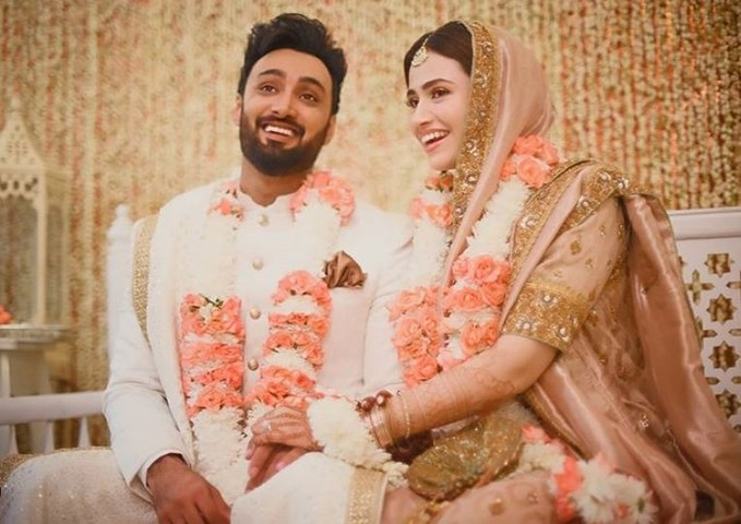 Sana Javed & Umair Jaswal Have Tied the Knot