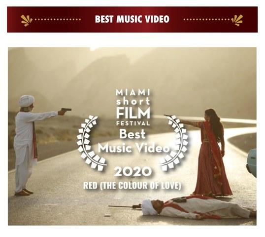 Nabeel Qureshi Wins Award at Miami Short Film Festival