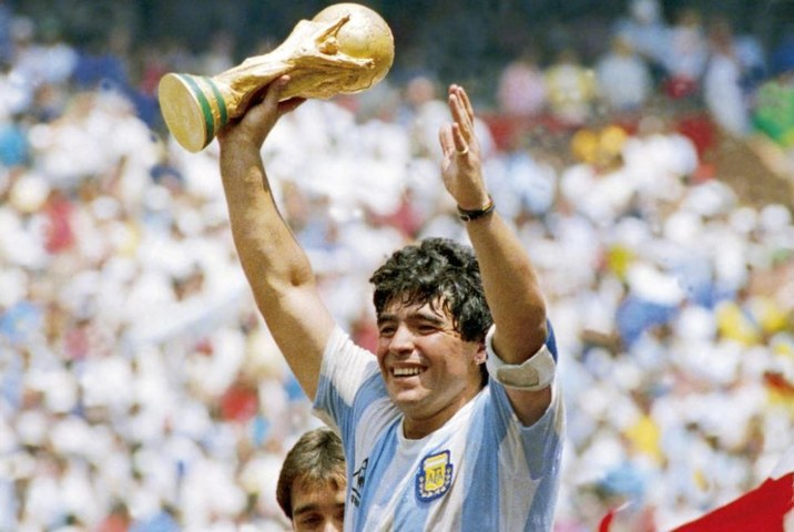 The World Mourns Argentinian Legend Diego Maradona