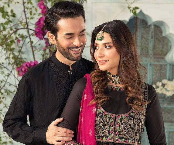 """""""Virasat"""" Maria B's Pret Eid Collection Is A Must Have This 'Meethi Eid'"""