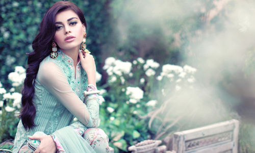 Sadaf Kanwal: The model with stars in her eyes