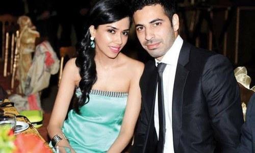 Hip for each other: Nadir Firoz Khan and Maha Burney