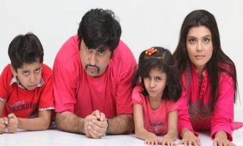 Hip for each other: Yasir Nawaz and Nida Yasir