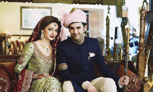 HIP for each other: Sarwat Gillani and Fahad Mirza