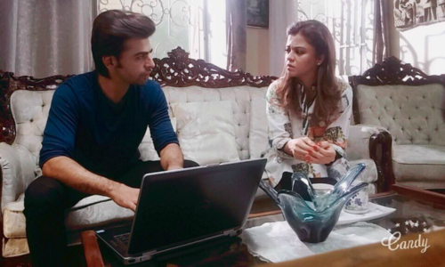 HIP Exclusive: Maria Wasti & Farhan Saeed break all norms with 'Teri Chah Main'!
