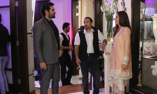 Of tears and melodrama: HIP goes behind the scenes of Bin Roye Ansoo