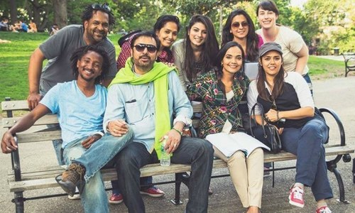 Jackson Heights to be the first Urdu play to air on &Tv Uk