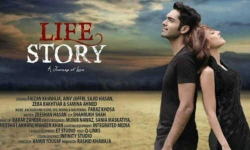 Does trailer of Life Story compel us to watch the film?