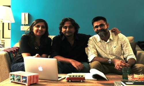 In conversation with the makers of Chalay Thay Saath