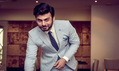 AD Review: Fawad Khan tries a little too hard to sell Bold Body Spray