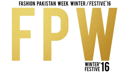Are you ready for Fashion Pakistan Week Winter Festival 2016?