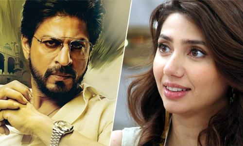 Mahira Khan will NOT be promoting Raees?