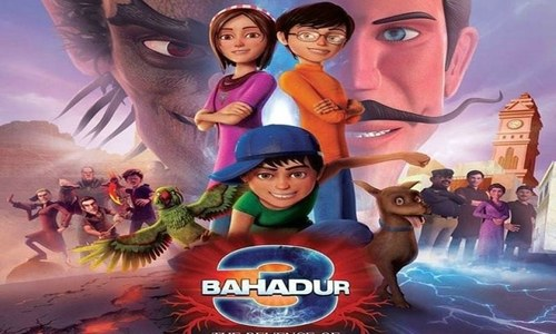 Band Baj Gaya from 3 Bahadur is an upbeat and funky song