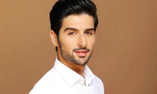 Muneeb Butt begins shooting for ARYs next play called 'Zindaan'