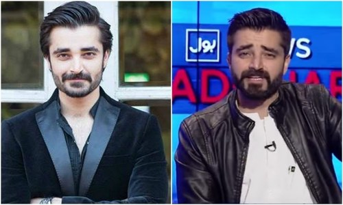 Hamza Ali Abbasi holds debate on the ban on Bollywood