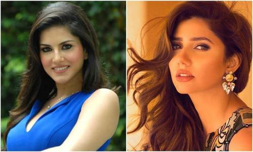 Sunny Leone praises Mahira Khan for her performance in Raees