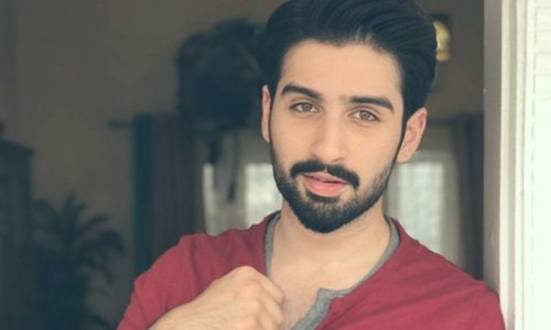 Muneeb Butt begins shooting for his next play called Paarsa