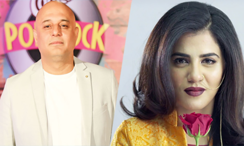 Ali Azmat and QB collaborate for Cornetto Pop Rock