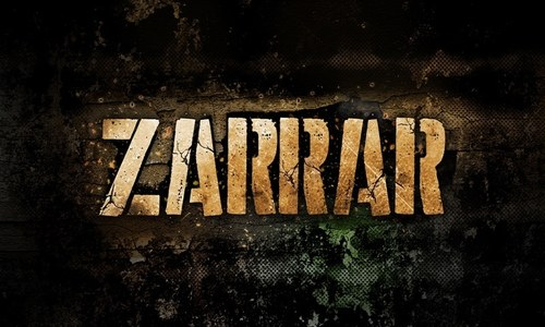 Zarrar-The Lone Shadow Will Be Pakistan's First Real Action Movie