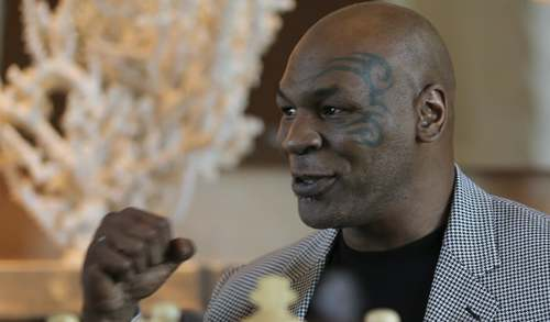 Mike Tyson Boxing Academy's Star Studded Launch in Dubai