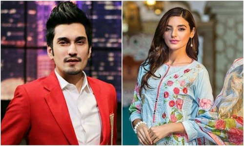 Uzair Jaswal & Sadia Khan to star in Geo TV's 'Shayed'