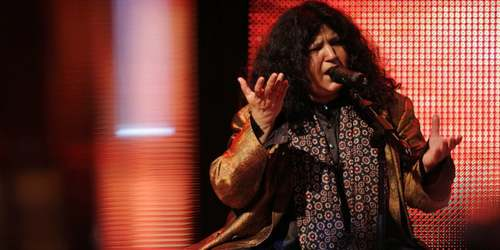 Abida Parveen: I get nervous before every performance