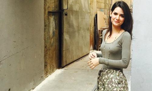 It was pure luck: Madiha Imam on Bolly debut, 'Dear Maya'