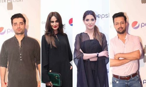 Pepsi's 'Stories of Light' book launch was a star studded affair