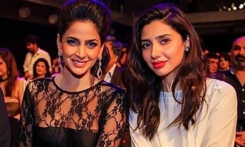 Mahira Khan finally breaks silence on comparisons being drawn to Saba Qamar and her Bolly debut
