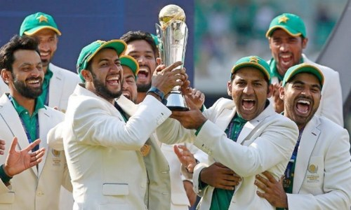 Pakistan just won the Champions Trophy and here's how celebrities are reacting