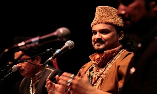 Qawwali institute named after Amjad Sabri to open in August